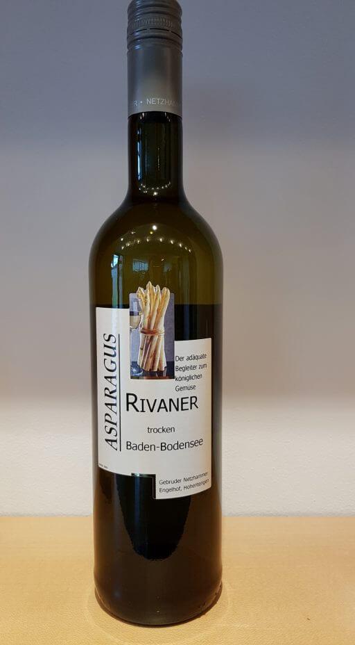 AsparagusRivaner
