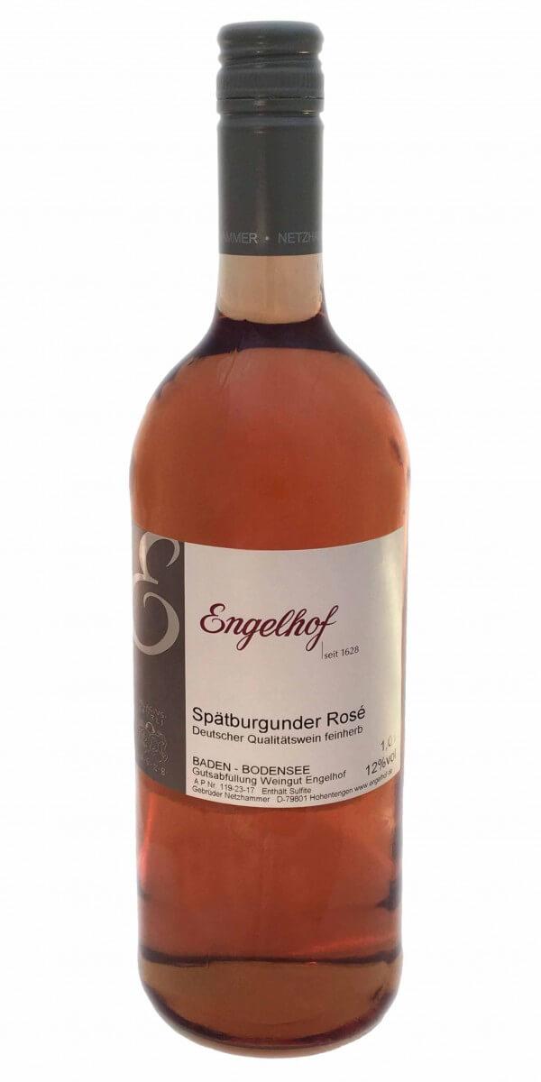 Engelhof_Spätburgunder_Rose_Feinherb_1L