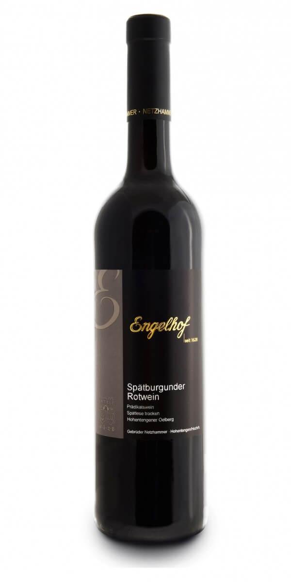 Spätburgunder-Rotwein