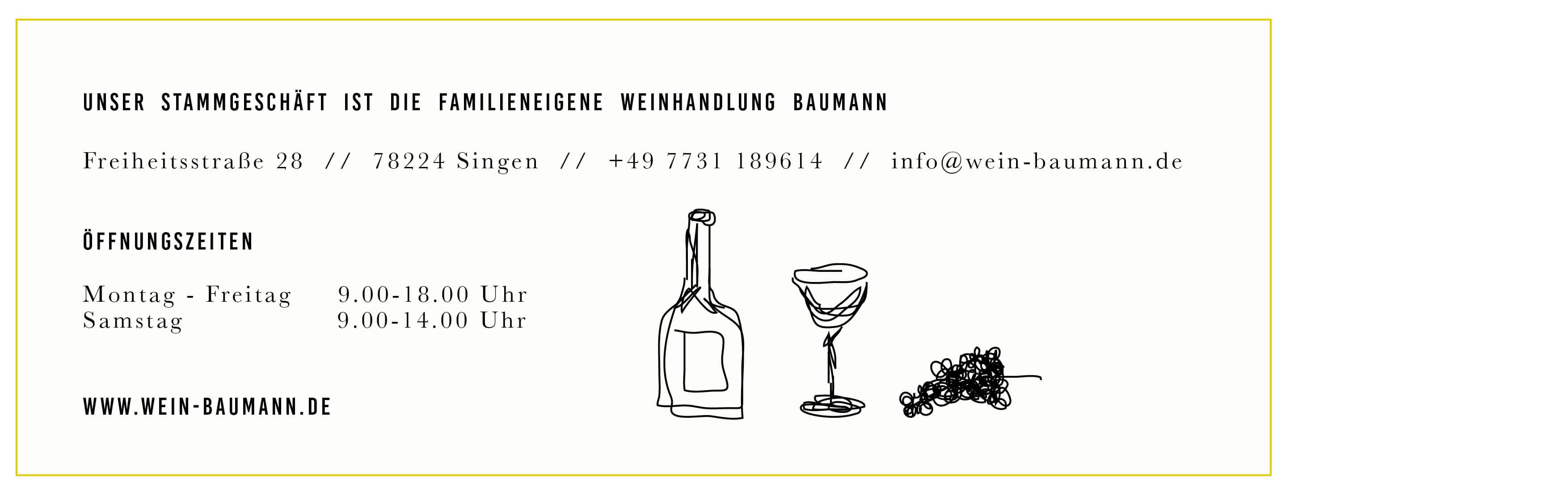 Weinhandlung Baumann