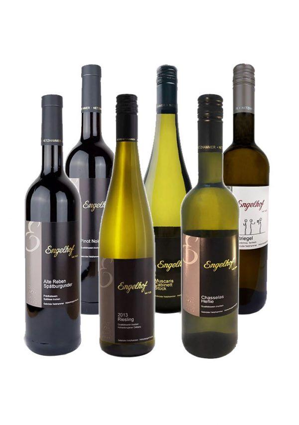 Erste Weinprobe Stay At Home